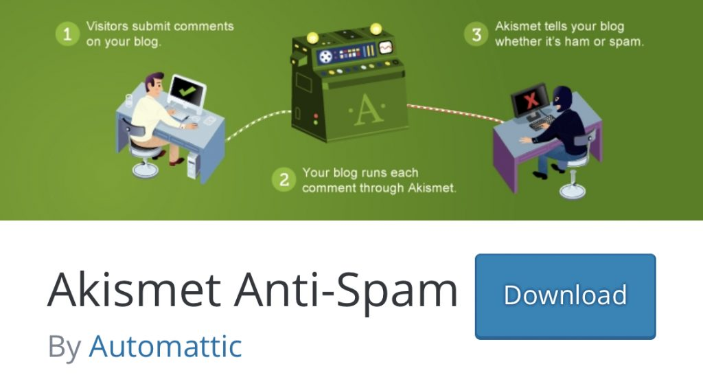 How to protect your website from spam