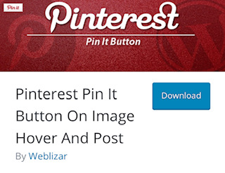 How to pin directly from your website.