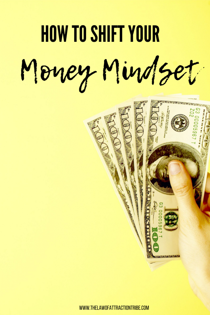 Abundance is spiritual. Shift your money mindset.